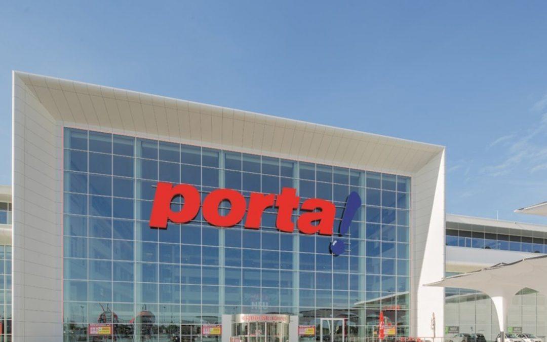 New customer – Porta