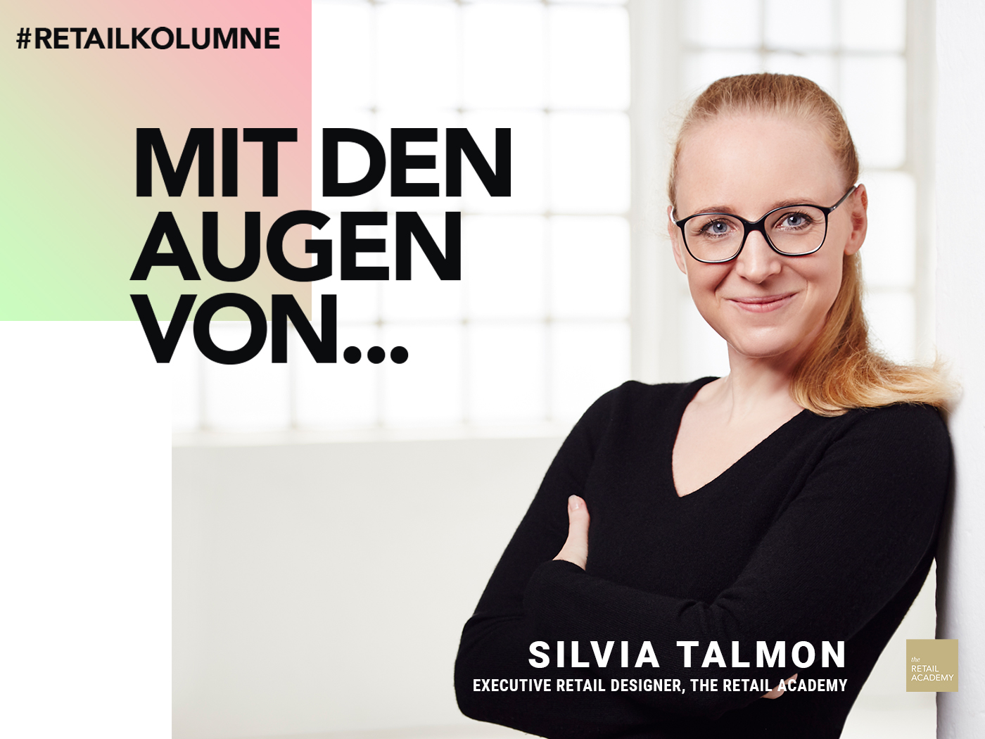 Silvia Talmon Kolumne