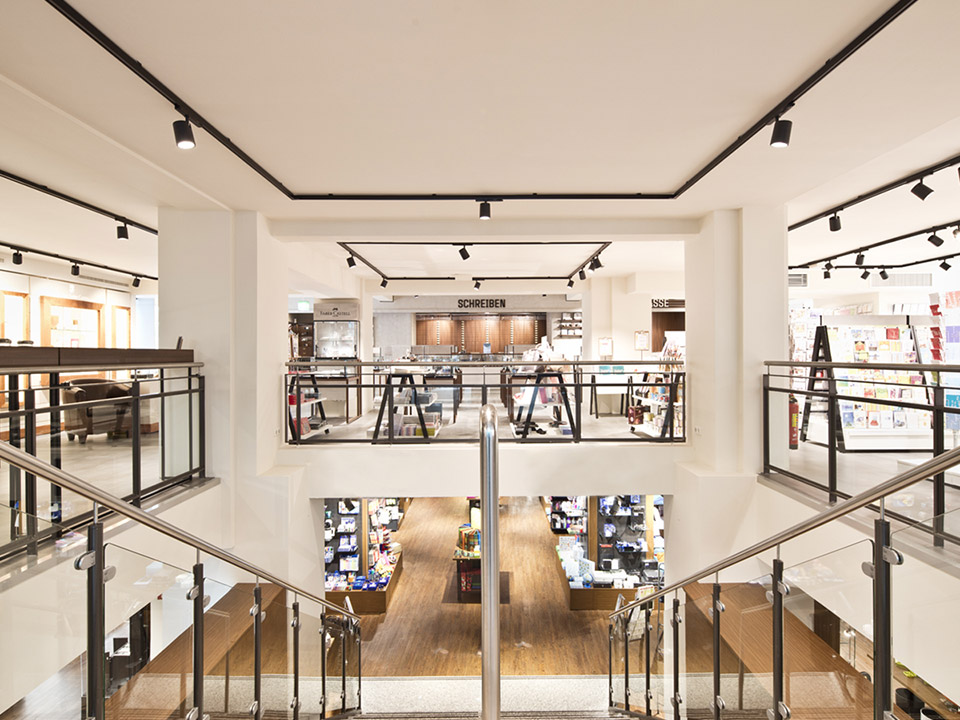 Ortloff | Retail Design Konzept