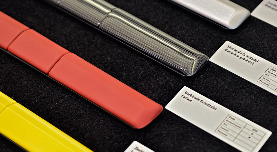 Porsche Retaildesign Detail
