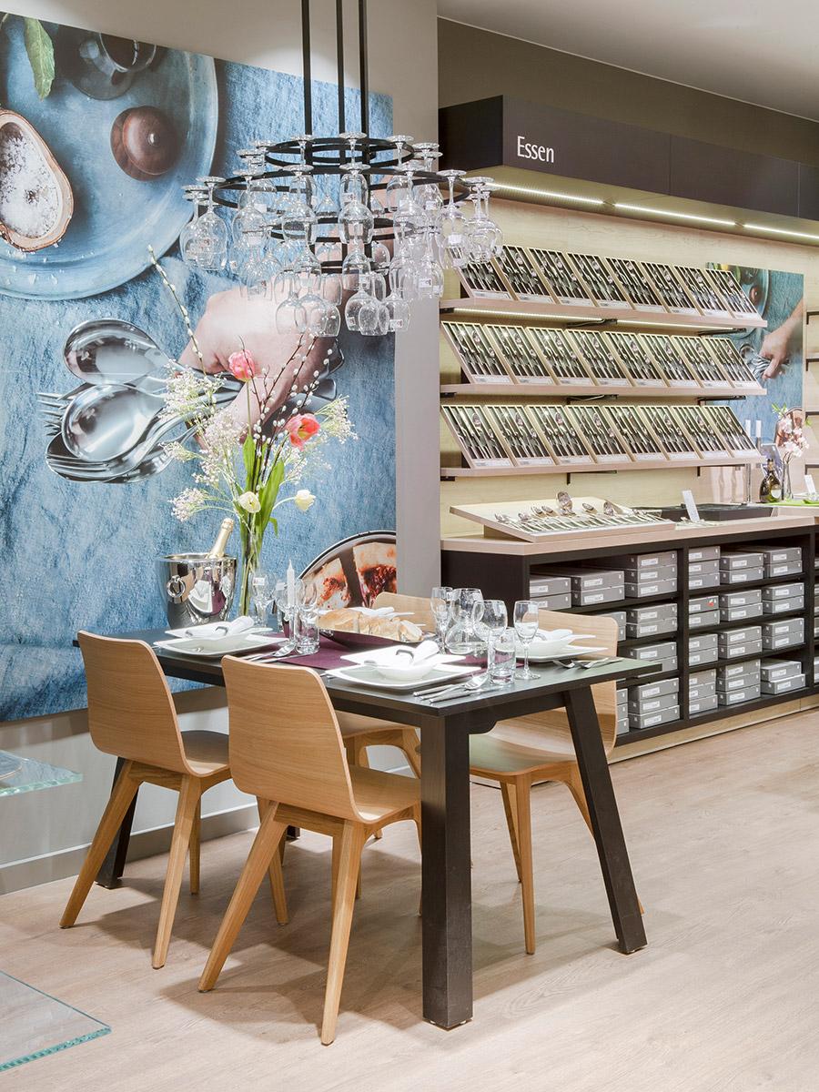 WMF | Retail Design Konzept