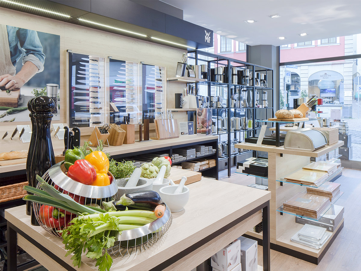 WMF Retail Design Konzeptt
