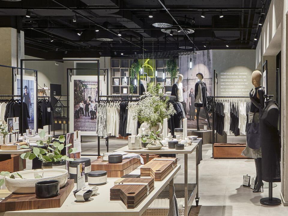 AV Concept Store | Retail Design Konzept