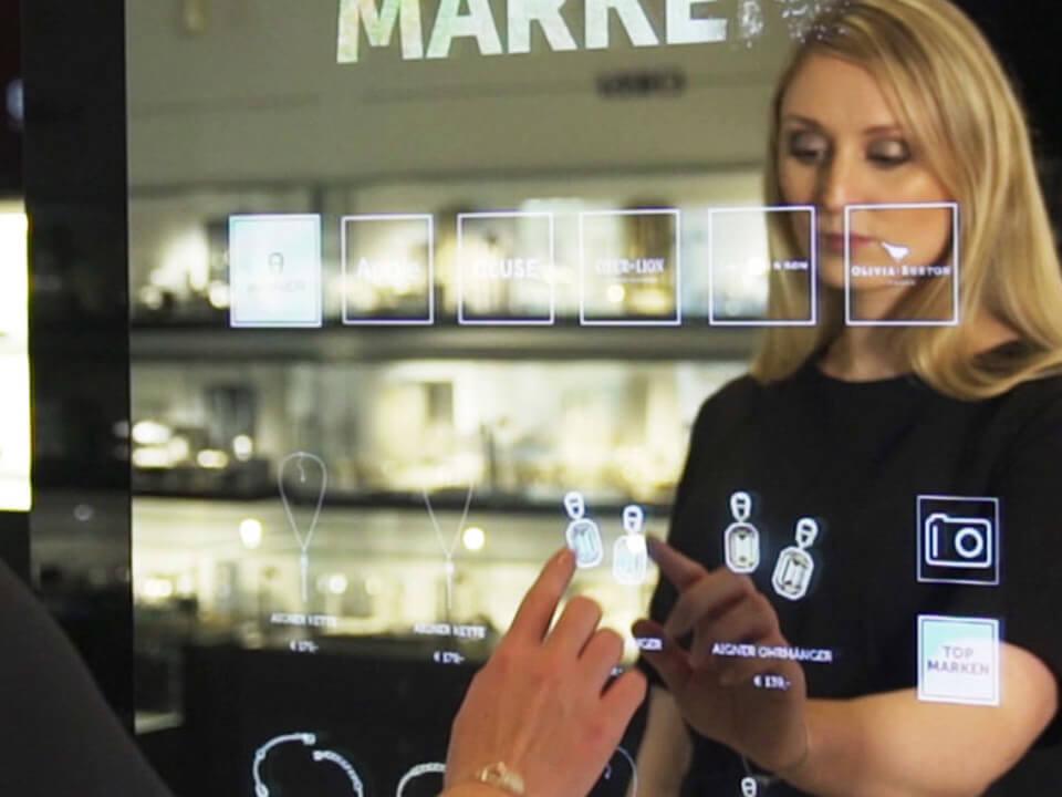 Christ | Retail Digital Konzept