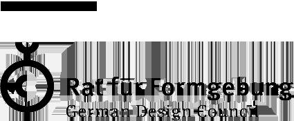Mitglied beim Rat für Formgebung
