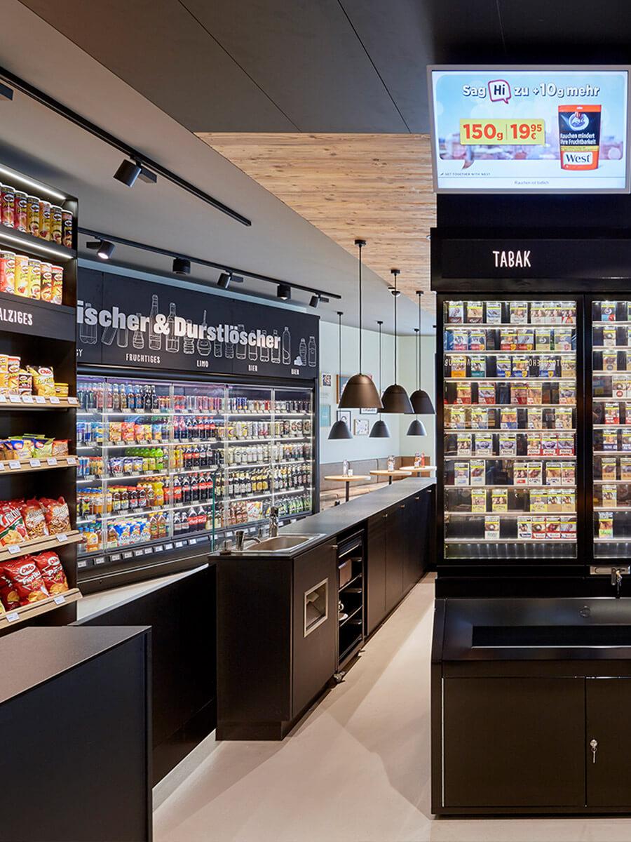 Frischwerk | Retail Design Konzept