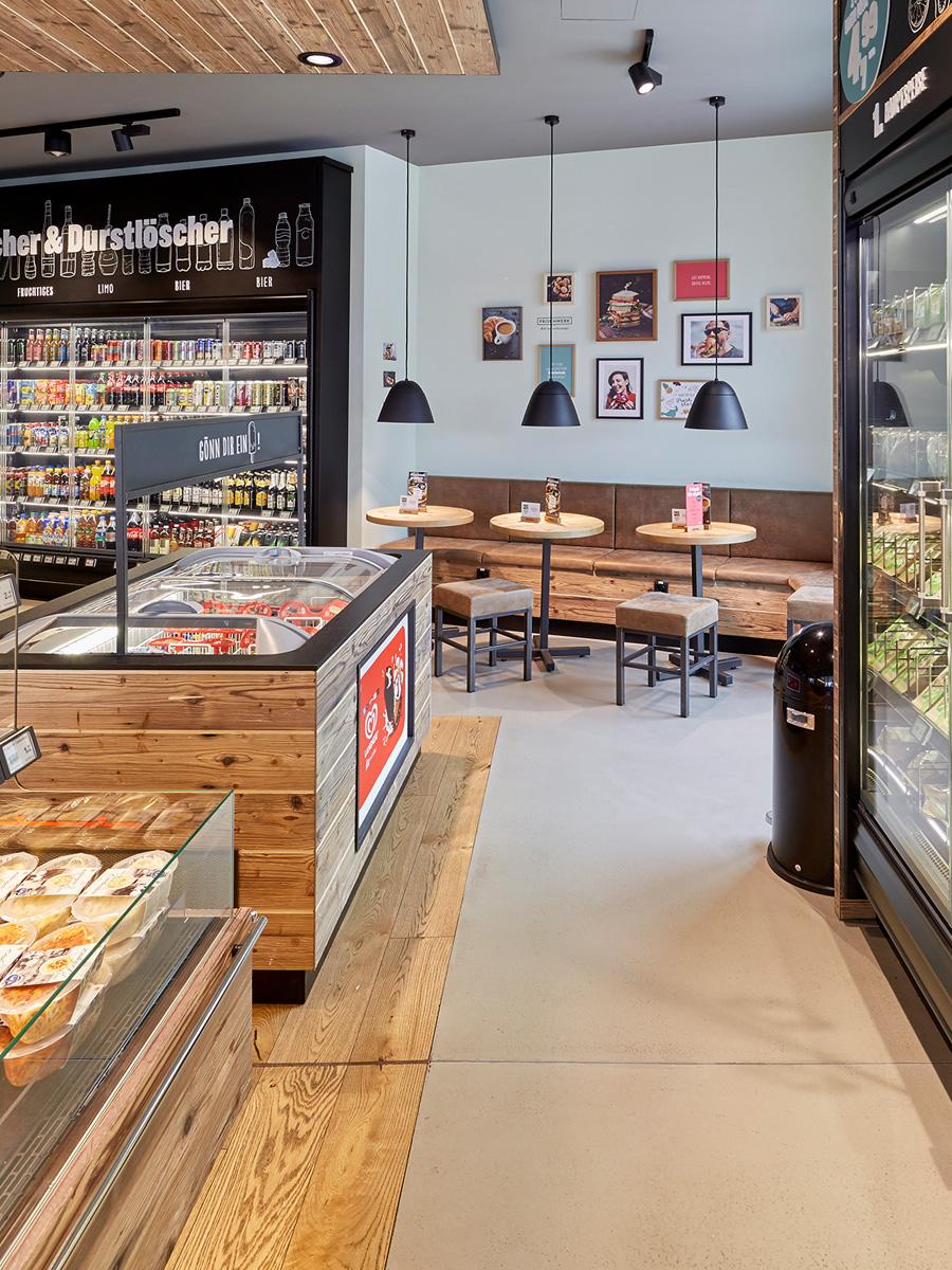 Lekkerland | Retail Design Konzept