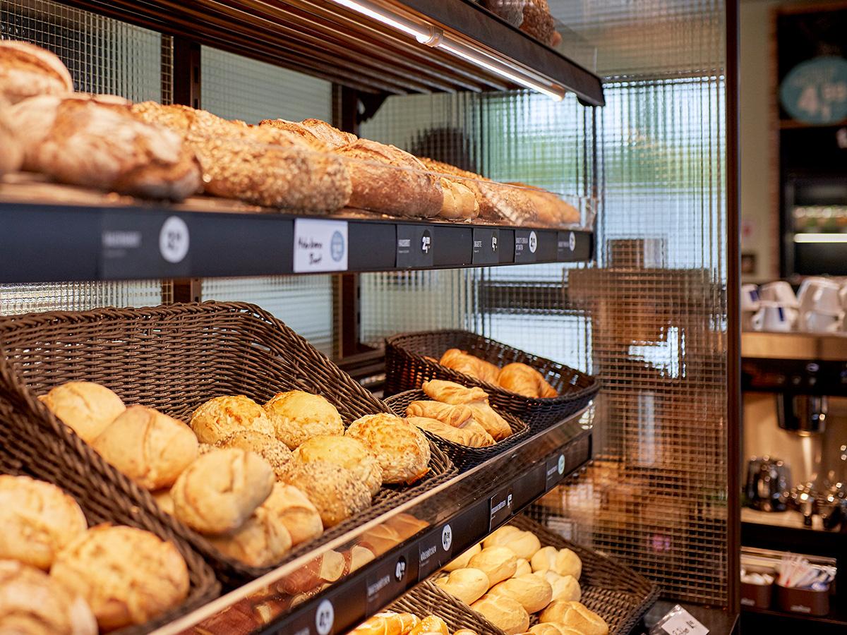 Lekkerland Bildblock Bäckerei Detail