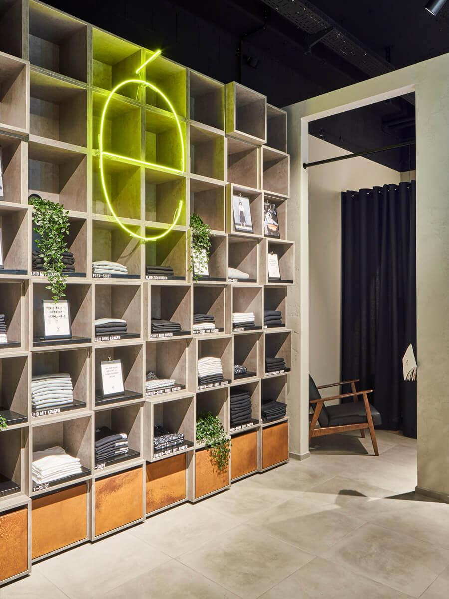 esthétique | Retail Design Konzept