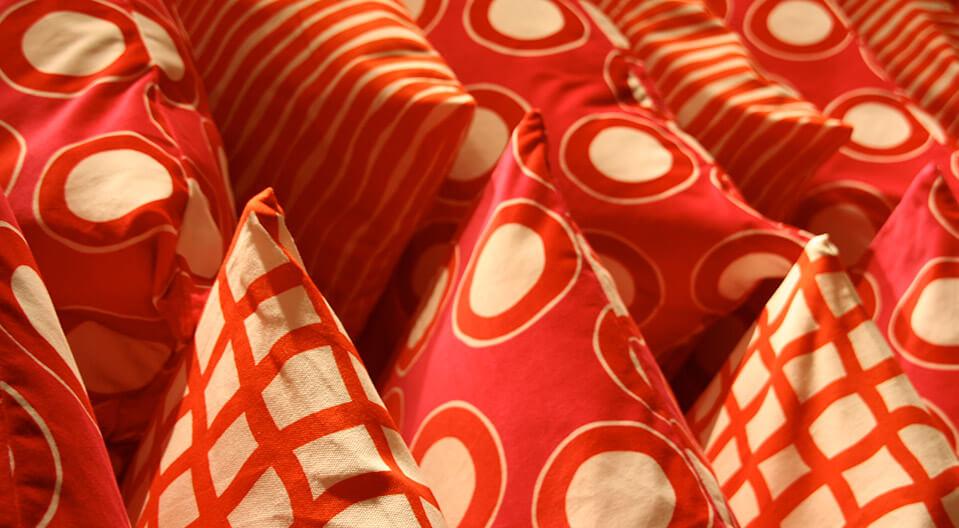 Ikea Retail Design Konzept Kissen Detail