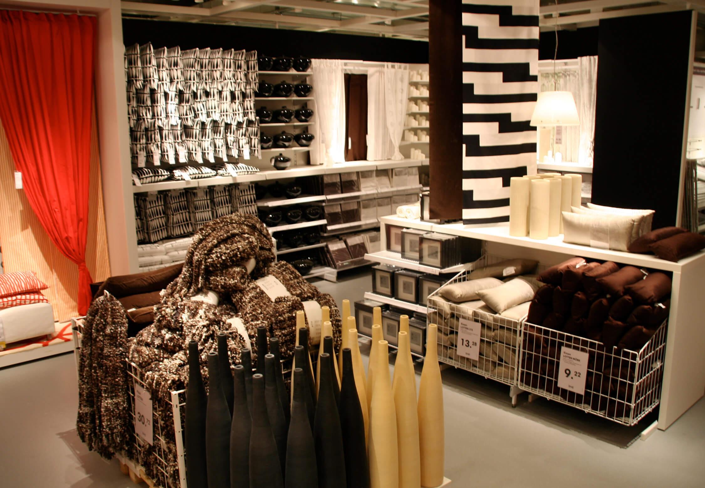 Ikea Retail Design Konzept