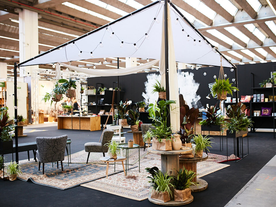 Messe Tendence | Retail Design Konzept