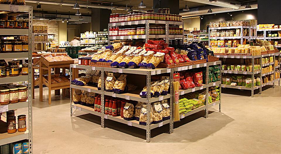 Temma Retail Design Konzept Warenträgera