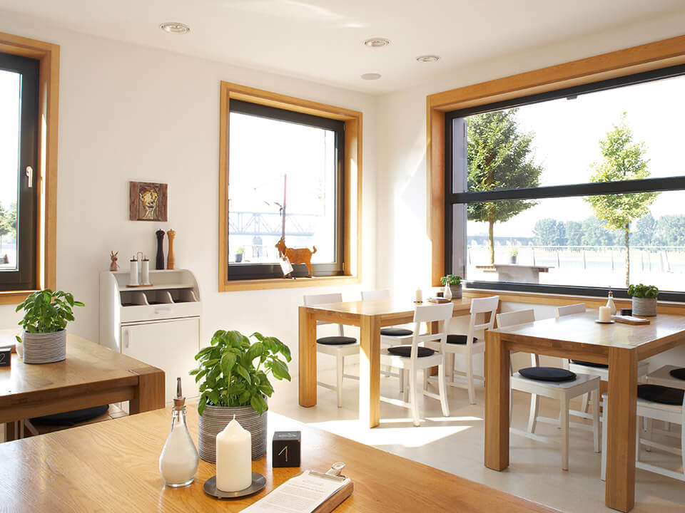 Ziegenpeter Retail Design Konzept Innenraum